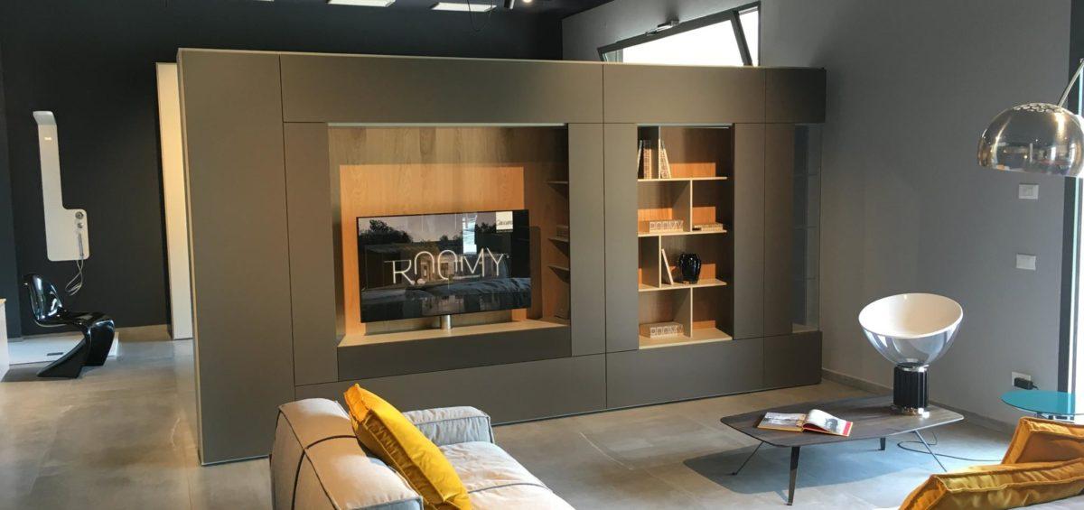 Sistema abitativo Roomy